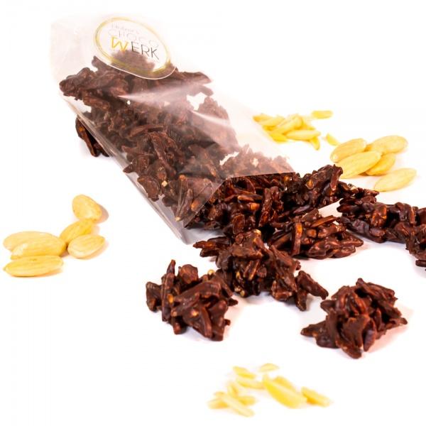 Mandelsplitter Zartbitter-Schokolade